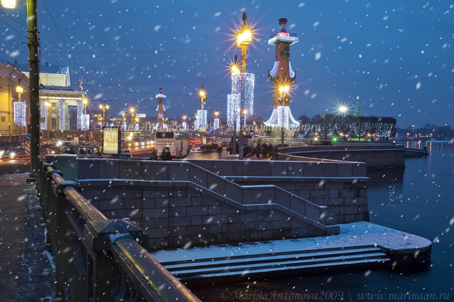 Зима 2018 санкт-петербург прогноз на